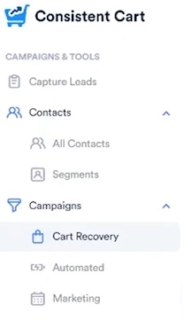 Consistent Cart Shopify Campaign and Tools Review
