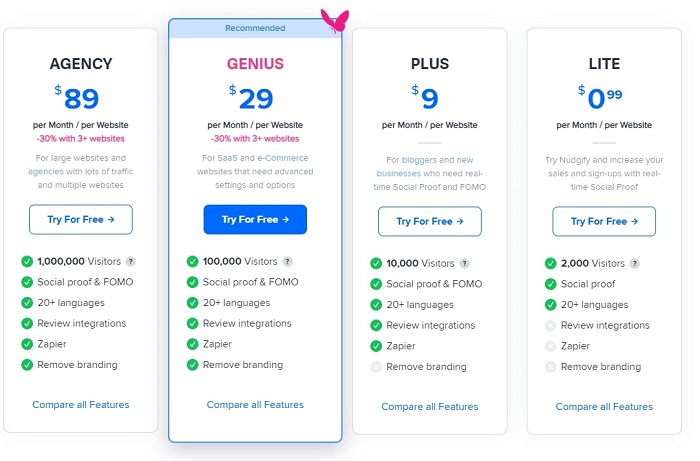 How Much Does Nudify Shopify App Cost?
