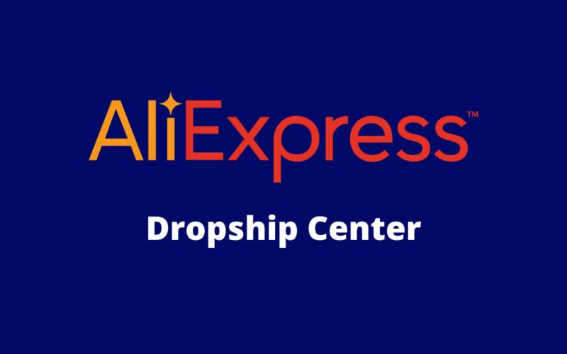 Aleixpress Dropshipping Center