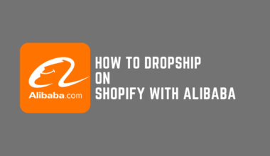 How to Dropship on Shopify with Alibaba