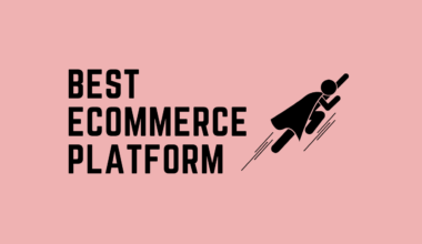 best ecommerce platform cover