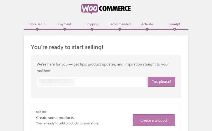 Shopify vs woocommerce getting ready