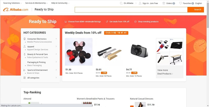 How to Dropship on Shopify with Alibaba in 2021 and Readyship Feature of Alibaba