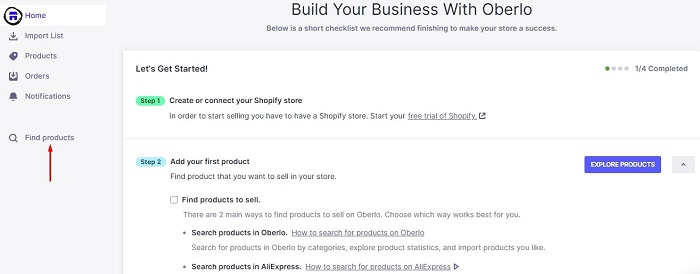 how to integrate Aliexpress with Shopify