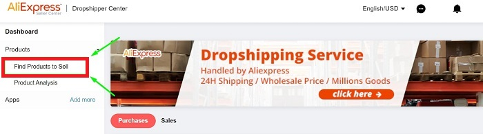 How to Use AliExpress Dropship Center and Its Product Research Tool