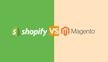 Magento vs Shopify platform comparison