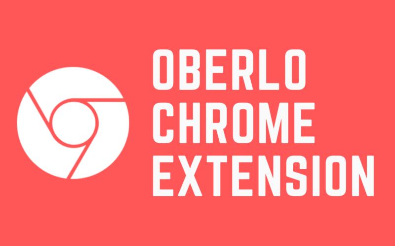 Oberlo Chrome Extension Tutorial 2021