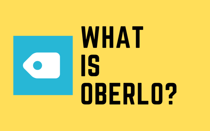 What is oberlo shopify app and how to use it
