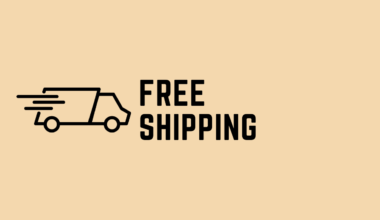 Free Shipping Policy Template Ideas You Will Need for Dropshipping