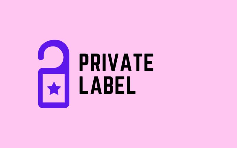 Create Private Label Store