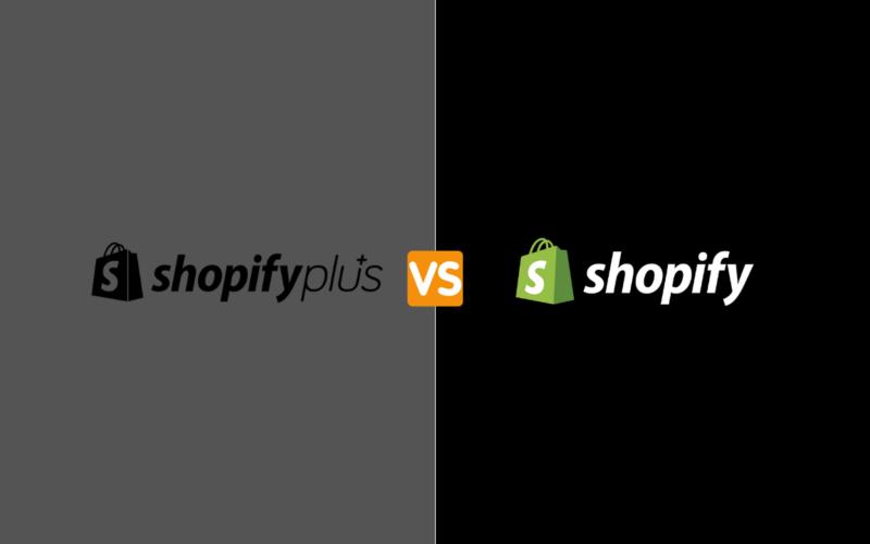 Shopify plus vs shopify