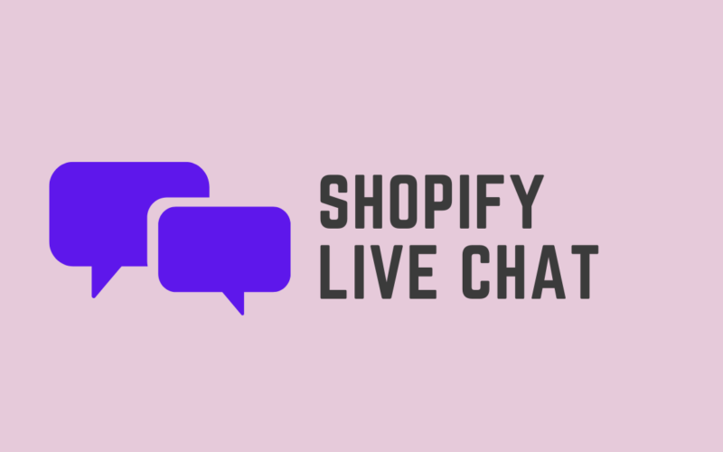 Top 3 Shopify Live Chat Apps