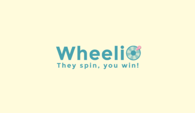 Wheelio shopify app cover marketing app