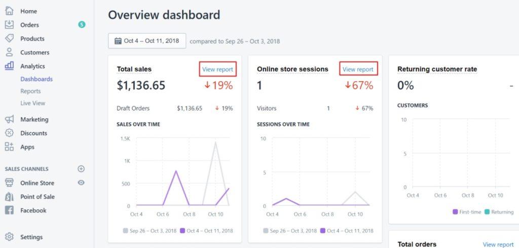 Big Cartel vs Shopify review