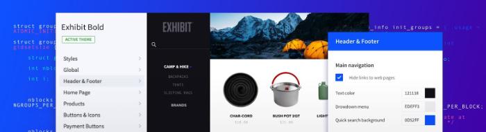 bigcommerce ecommerce website builder