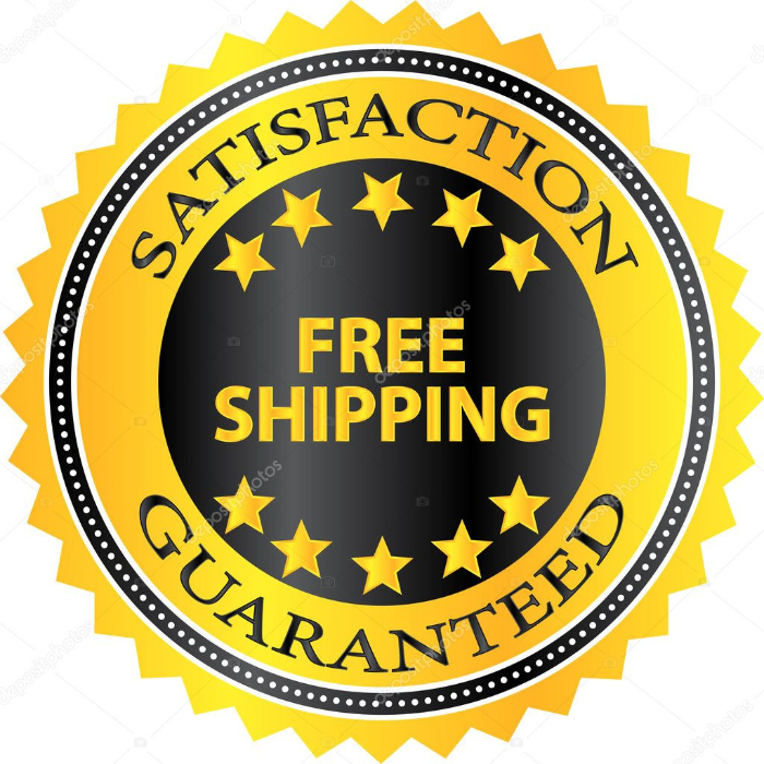 free shippping and returns badge for shopify store