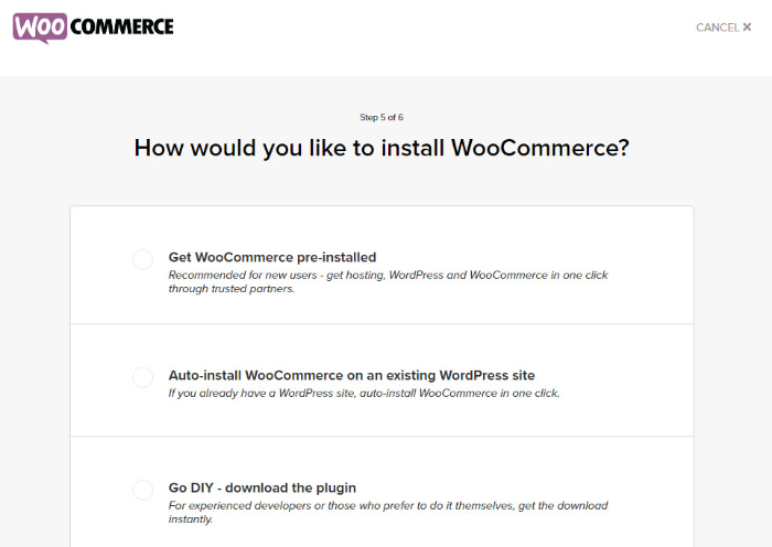 How to install woocommerce ecommerce website builder on wordpress?
