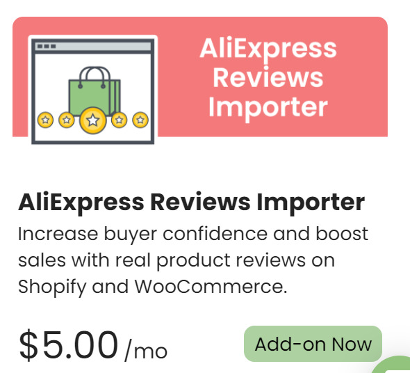 import images and product reviews on shopify using dropified