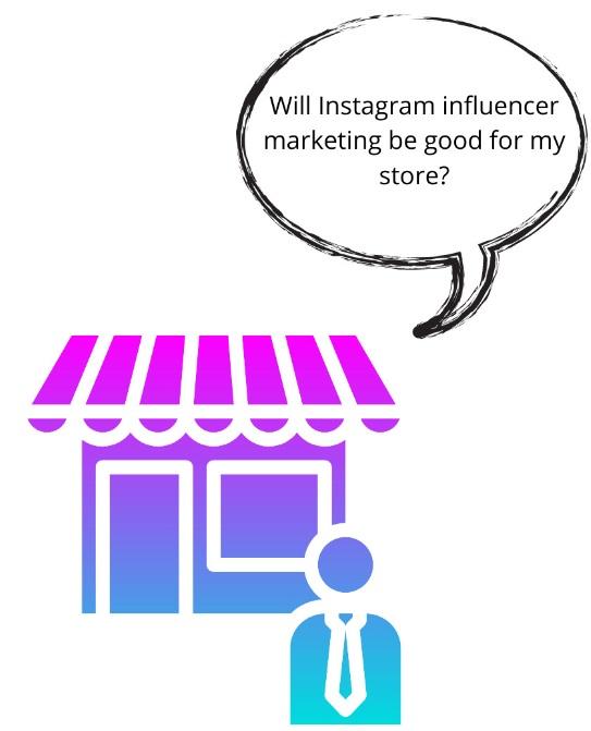 instagram influencer marketing for shop owners