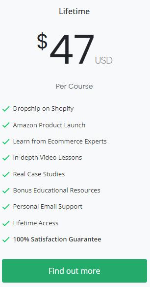 is sahoo ecommerce training good?
