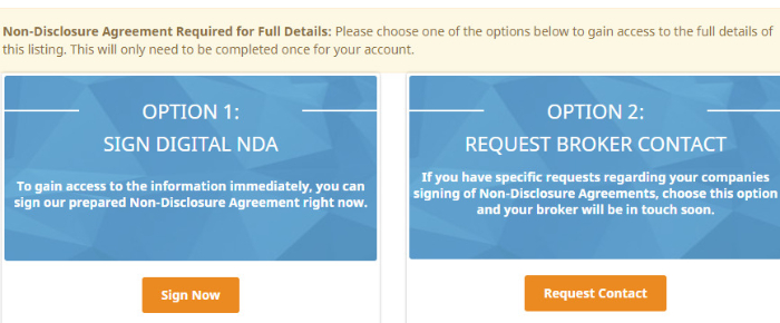 latonas NDA requirements