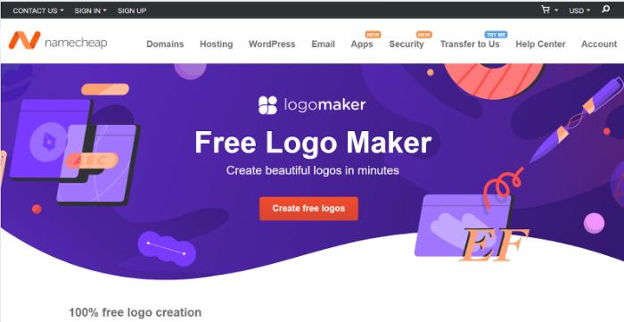 namecheap logo maker review