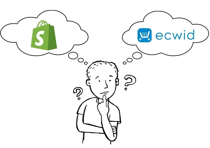 Ecwid vs Shopify which one should I choose