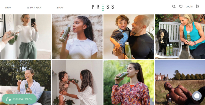 social proof marketing strategy for ecommerce