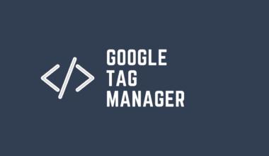 Google Tag Manager Shopify Integration