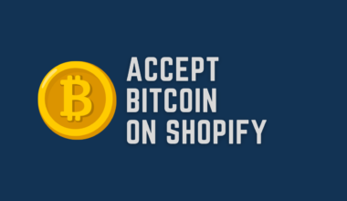 How to Accept Bitcoin Payment On Shopify