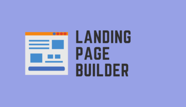 Landing Page Builder Post Cover