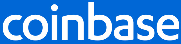 coinbase crypto payment processor logo