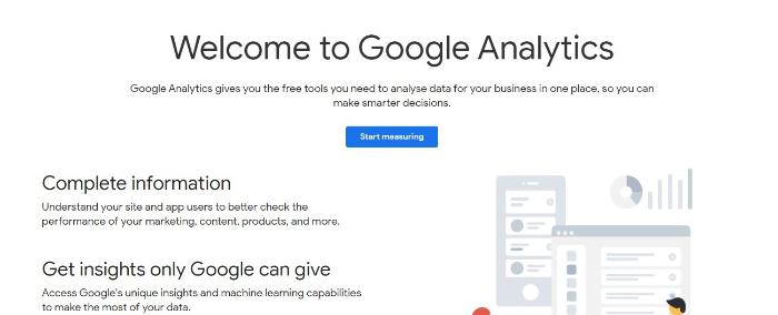 copy tracking id of google analytics enter website details for shopify google analytics integration