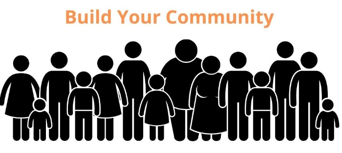 social media marketing strategy to build a community