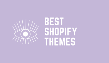 10 Best Shopify themes