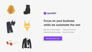 Spocket shopify app review