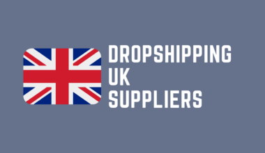 Dropshipping UK Suppliers