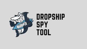 Alishark dropshipping spy tool