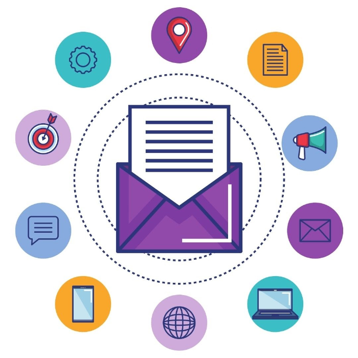 do ecommerce content marketing with emails