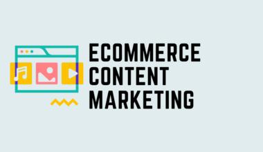 eCommerce content marketing