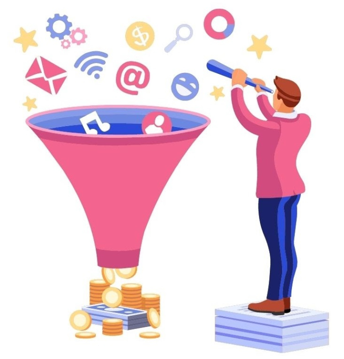 shopify facebook marketing best practice is creation of marketing funnels