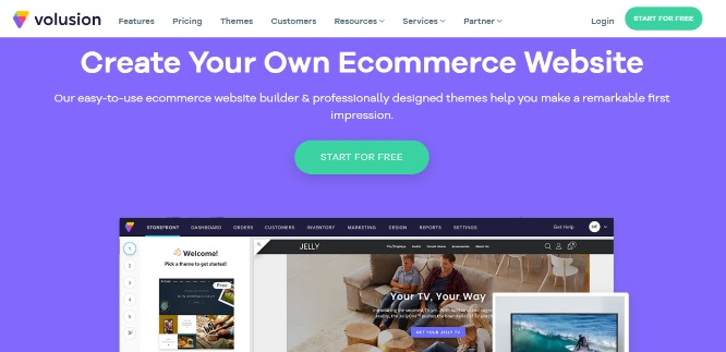 a great shopify alternative volusion