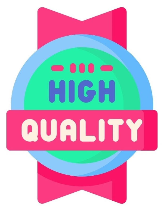 use high quality images on product page