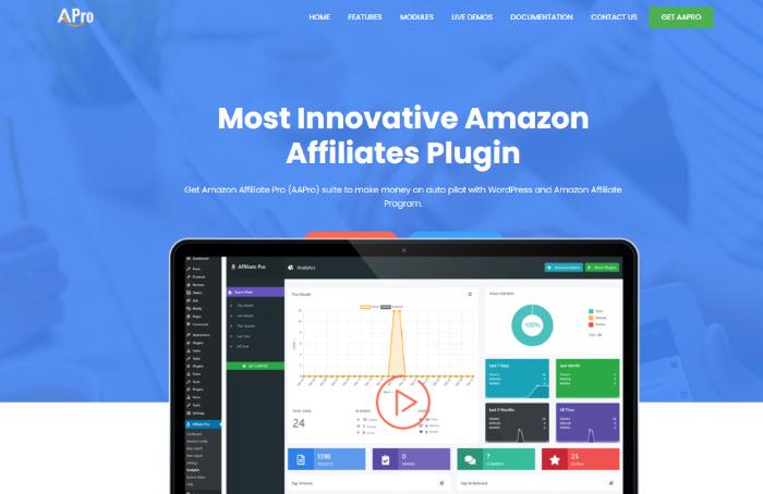 aapro affiliate plugin