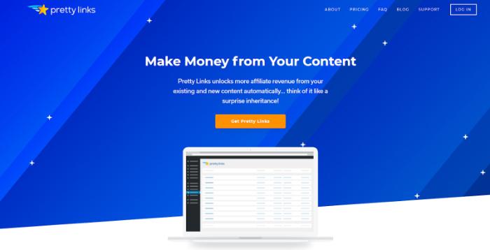 pretty links amazon affiliate wordpress plugin