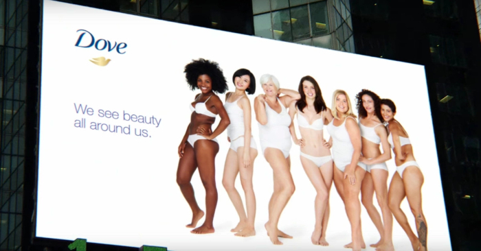 project real beauty by dove