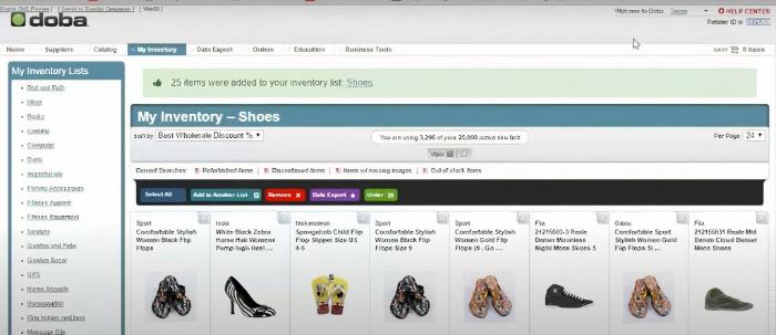 get your retailer id
